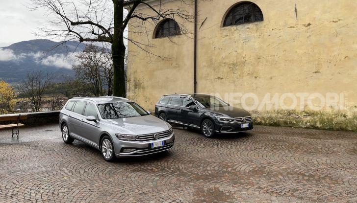 Nuova Volkswagen Passat 2020 prova su strada, versioni e prezzi - Foto 3 di 19