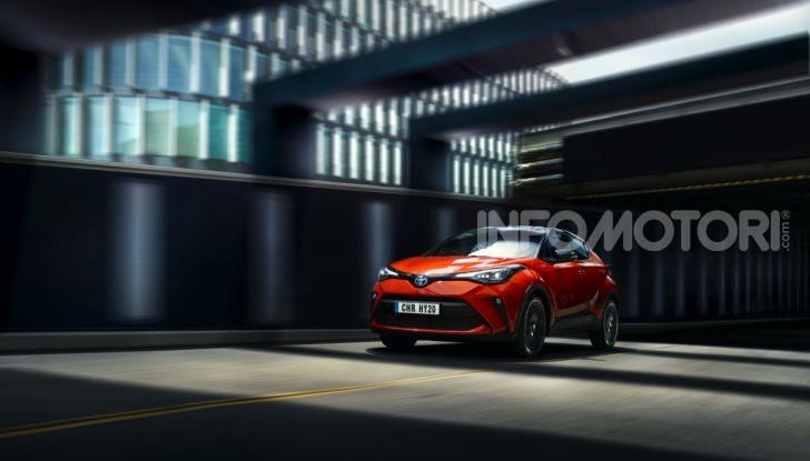 [VIDEO] Prova Nuovo Toyota C-HR MY2020: una ventata di freschezza - Foto 9 di 36