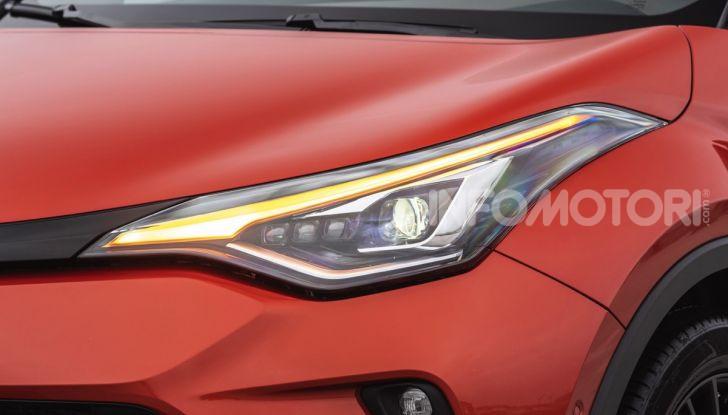 [VIDEO] Prova Nuovo Toyota C-HR MY2020: una ventata di freschezza - Foto 21 di 36