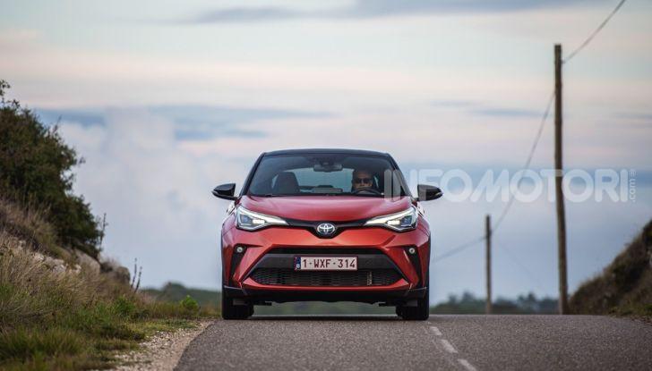 [VIDEO] Prova Nuovo Toyota C-HR MY2020: una ventata di freschezza - Foto 25 di 36