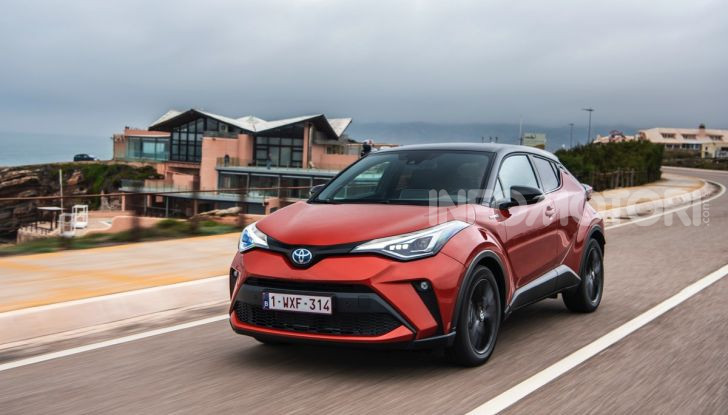 [VIDEO] Prova Nuovo Toyota C-HR MY2020: una ventata di freschezza - Foto 26 di 36