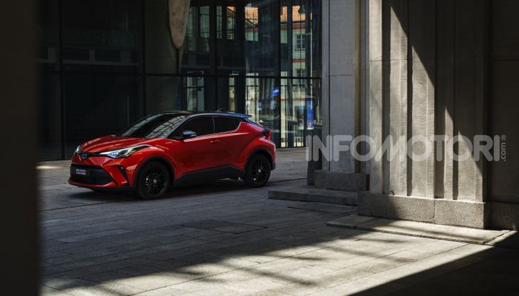 [VIDEO] Prova Nuovo Toyota C-HR MY2020: una ventata di freschezza - Foto 13 di 36