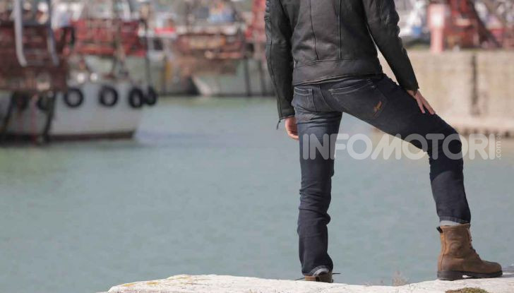 PMJ: a EICMA sfilano i jeans modaioli ma protettivi - Foto 6 di 7