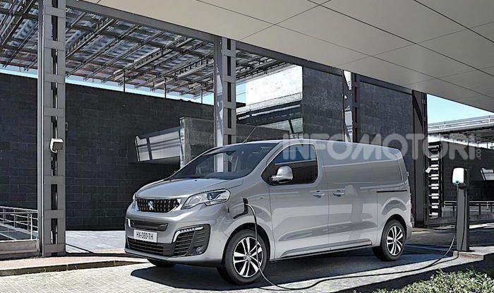 Peugeot e-Expert: l'alternativa green ai veicoli da lavoro - Foto 1 di 6