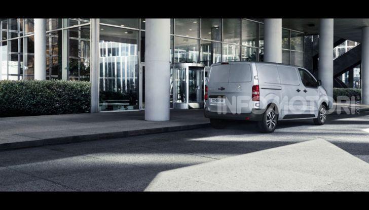 Peugeot e-Expert: l'alternativa green ai veicoli da lavoro - Foto 3 di 6