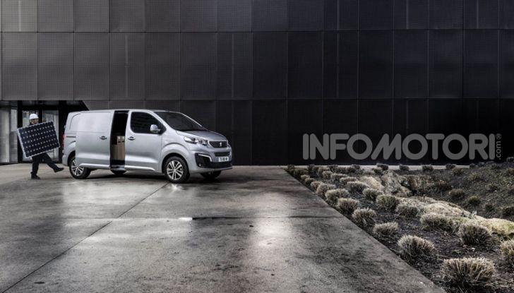 Peugeot e-Expert: l'alternativa green ai veicoli da lavoro - Foto 4 di 6