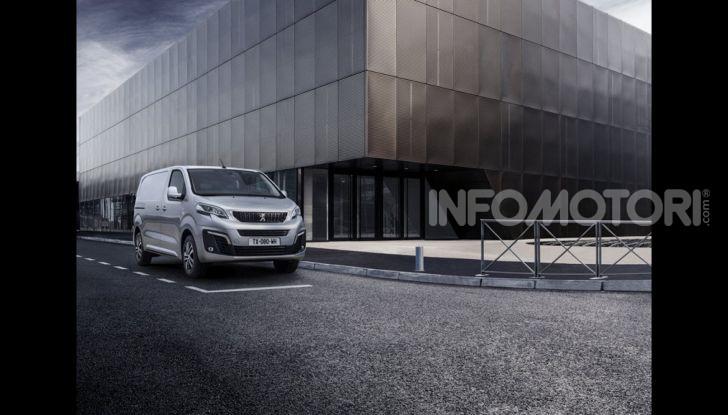Peugeot e-Expert: l'alternativa green ai veicoli da lavoro - Foto 6 di 6