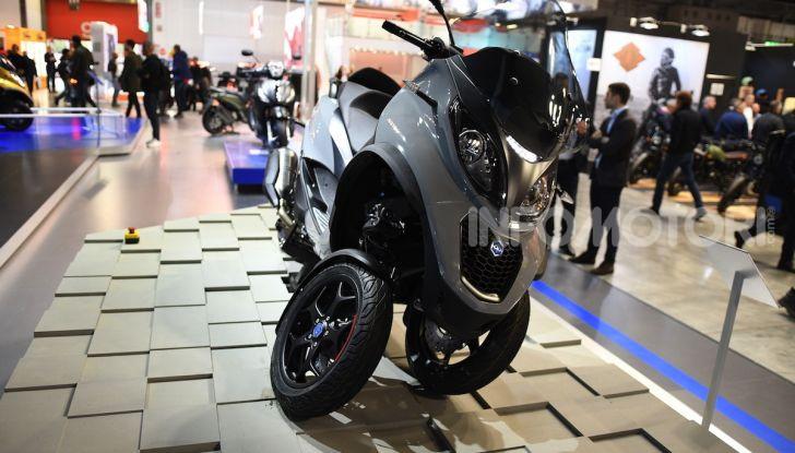 [VIDEO] EICMA 2019, tutte le novità di Piaggio, Vespa, Aprilia e Moto Guzzi - Foto 54 di 57