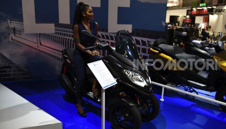 [VIDEO] EICMA 2019, tutte le novità di Piaggio, Vespa, Aprilia e Moto Guzzi - Foto 57 di 57