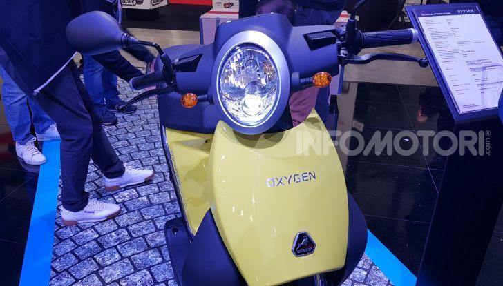 [VIDEO] Quadro diventa Qooder: il re degli scooter elettrici ad EICMA 2019 - Foto 7 di 10