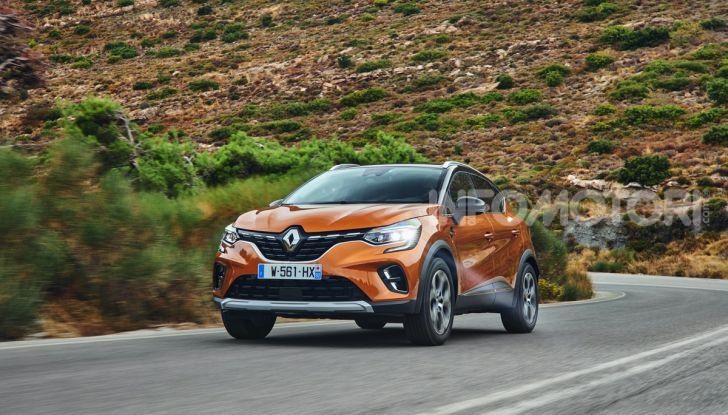 [VIDEO] Prova Renault Captur 2020: la piccola SUV è cresciuta - Foto 18 di 49