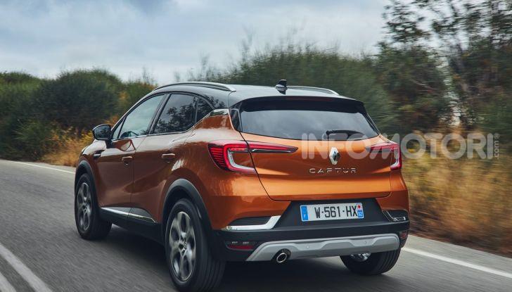 [VIDEO] Prova Renault Captur 2020: la piccola SUV è cresciuta - Foto 25 di 49