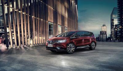 Renault Espace: la versione 2020 è tutta nuova