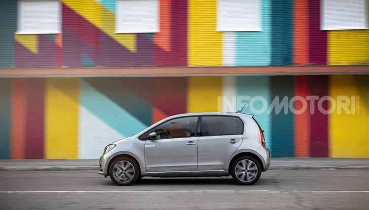 Prova SEAT Mii Electric 2020: zero emissioni e prezzi da citycar! - Foto 2 di 40
