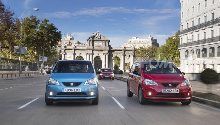 Prova SEAT Mii Electric 2020: zero emissioni e prezzi da citycar! - Foto 10 di 40