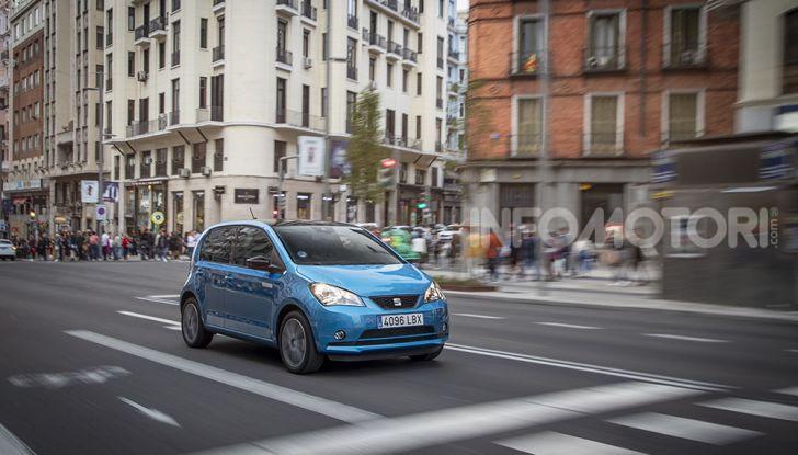 Prova SEAT Mii Electric 2020: zero emissioni e prezzi da citycar! - Foto 17 di 40