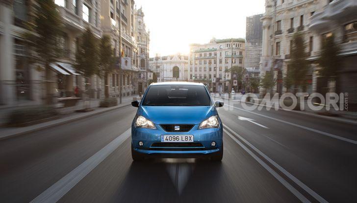 Prova SEAT Mii Electric 2020: zero emissioni e prezzi da citycar! - Foto 18 di 40