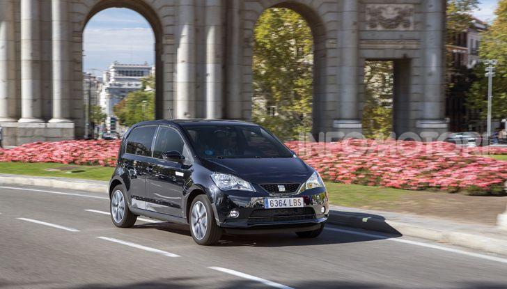 Prova SEAT Mii Electric 2020: zero emissioni e prezzi da citycar! - Foto 19 di 40