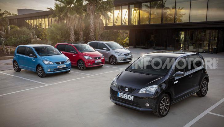 Prova SEAT Mii Electric 2020: zero emissioni e prezzi da citycar! - Foto 3 di 40