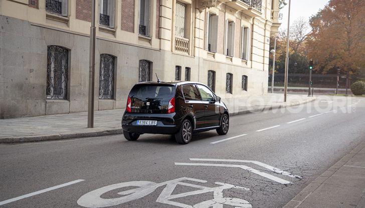 Prova SEAT Mii Electric 2020: zero emissioni e prezzi da citycar! - Foto 25 di 40