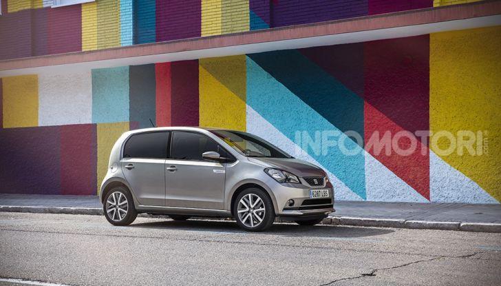 Prova SEAT Mii Electric 2020: zero emissioni e prezzi da citycar! - Foto 6 di 40