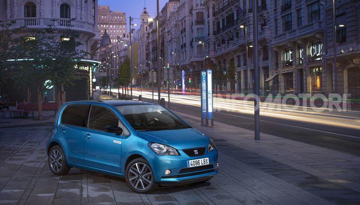 Prova SEAT Mii Electric 2020: zero emissioni e prezzi da citycar! - Foto 8 di 40