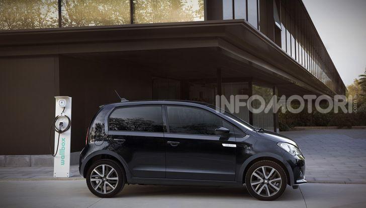 Prova SEAT Mii Electric 2020: zero emissioni e prezzi da citycar! - Foto 9 di 40