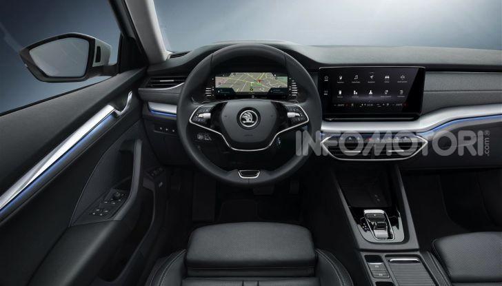 Nuova Skoda Octavia: la quarta generazione è un inno di stile e tecnologia - Foto 7 di 14