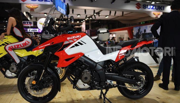[VIDEO] Suzuki presenta a EICMA la nuova V-STROM 1050 - Foto 3 di 18