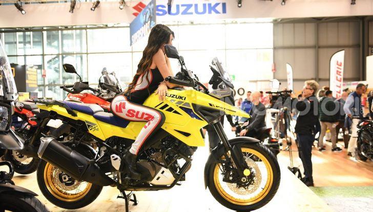 [VIDEO] Suzuki presenta a EICMA la nuova V-STROM 1050 - Foto 2 di 18