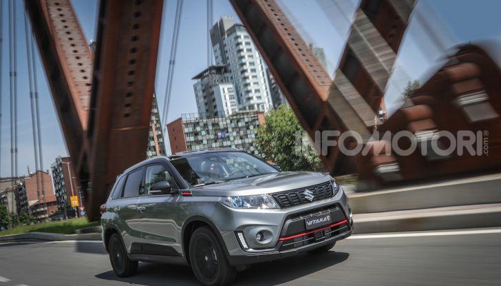 Suzuki Vitara Katana: la jeep ispirata a un'icona delle due ruote - Foto 3 di 11