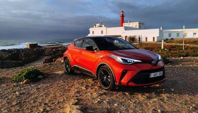 [VIDEO] Prova Nuovo Toyota C-HR MY2020: una ventata di freschezza
