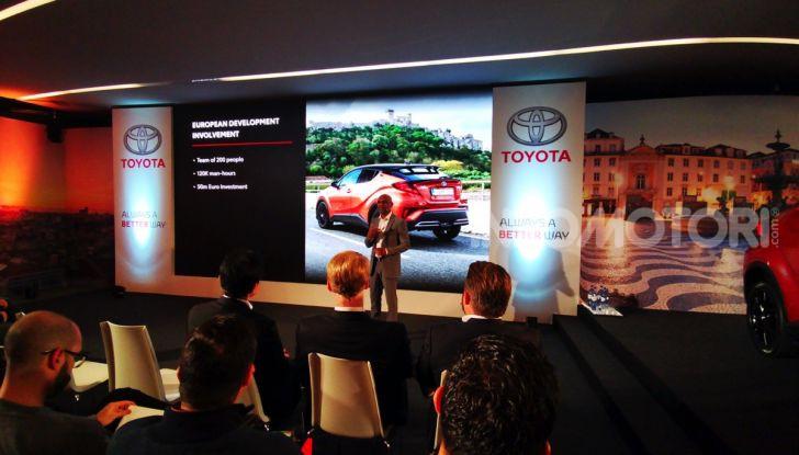 [VIDEO] Prova Nuovo Toyota C-HR MY2020: una ventata di freschezza - Foto 33 di 36