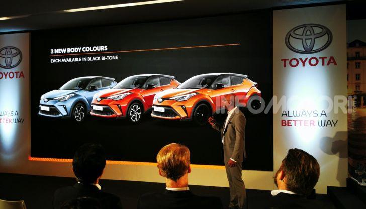 [VIDEO] Prova Nuovo Toyota C-HR MY2020: una ventata di freschezza - Foto 34 di 36