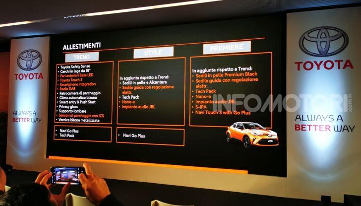 [VIDEO] Prova Nuovo Toyota C-HR MY2020: una ventata di freschezza - Foto 35 di 36