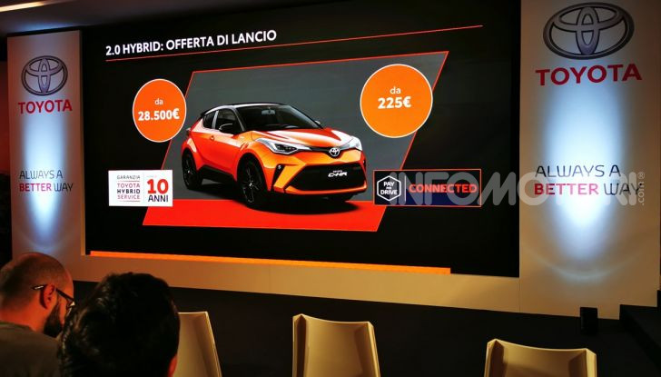 [VIDEO] Prova Nuovo Toyota C-HR MY2020: una ventata di freschezza - Foto 36 di 36