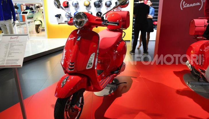 [VIDEO] EICMA 2019, tutte le novità di Piaggio, Vespa, Aprilia e Moto Guzzi - Foto 32 di 57