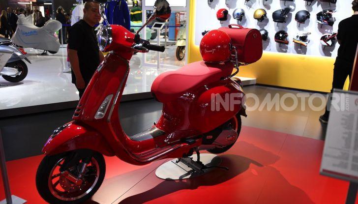 [VIDEO] EICMA 2019, tutte le novità di Piaggio, Vespa, Aprilia e Moto Guzzi - Foto 33 di 57