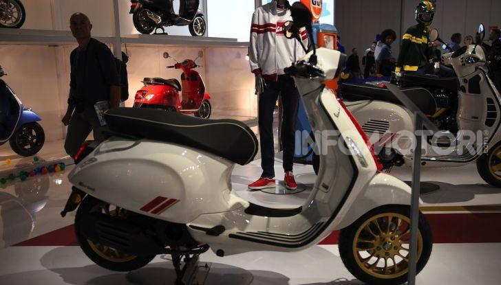 [VIDEO] EICMA 2019, tutte le novità di Piaggio, Vespa, Aprilia e Moto Guzzi - Foto 38 di 57
