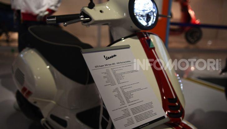 [VIDEO] EICMA 2019, tutte le novità di Piaggio, Vespa, Aprilia e Moto Guzzi - Foto 39 di 57