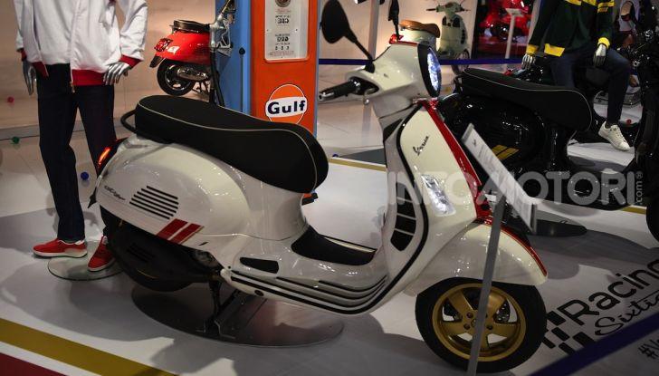 [VIDEO] EICMA 2019, tutte le novità di Piaggio, Vespa, Aprilia e Moto Guzzi - Foto 40 di 57