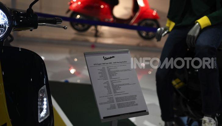 [VIDEO] EICMA 2019, tutte le novità di Piaggio, Vespa, Aprilia e Moto Guzzi - Foto 41 di 57
