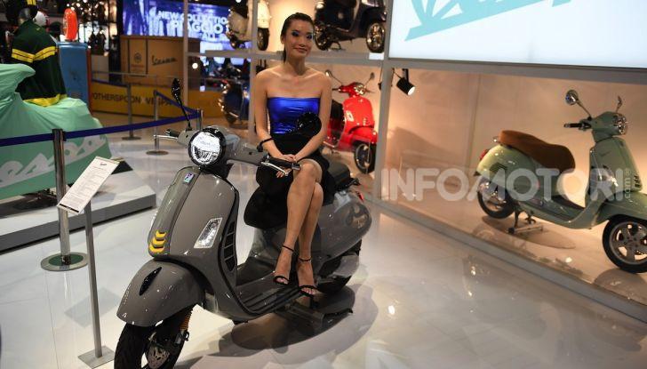 [VIDEO] EICMA 2019, tutte le novità di Piaggio, Vespa, Aprilia e Moto Guzzi - Foto 44 di 57