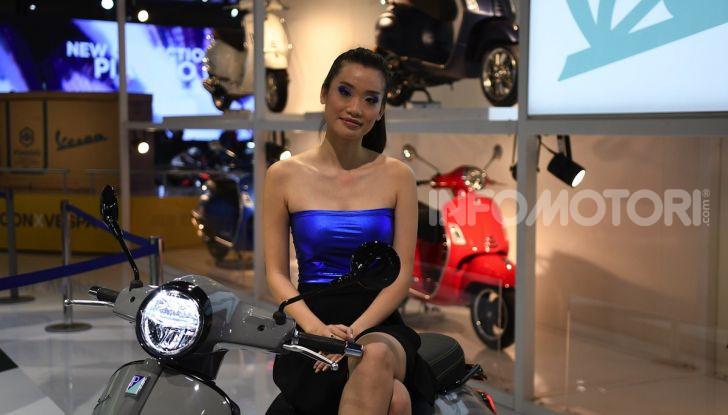 [VIDEO] EICMA 2019, tutte le novità di Piaggio, Vespa, Aprilia e Moto Guzzi - Foto 45 di 57