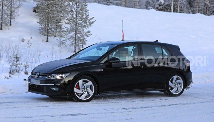 Volkswagen Golf 8 GTI 2020, immagini e dati tecnici - Foto 3 di 9