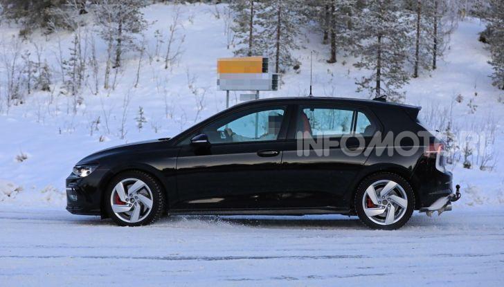 Volkswagen Golf 8 GTI 2020, immagini e dati tecnici - Foto 9 di 9
