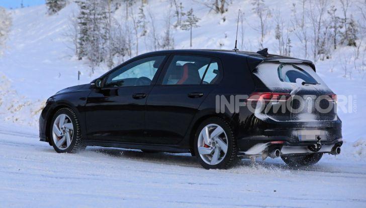 Volkswagen Golf 8 GTI 2020, immagini e dati tecnici - Foto 8 di 9