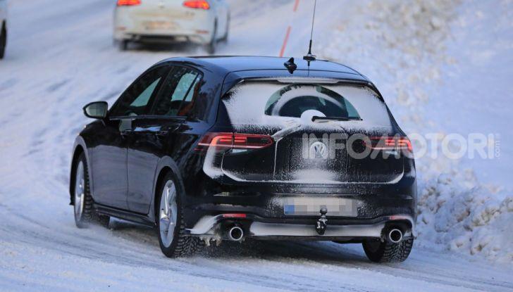 Volkswagen Golf 8 GTI 2020, immagini e dati tecnici - Foto 6 di 9