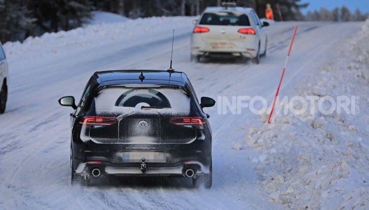 Volkswagen Golf 8 GTI 2020, immagini e dati tecnici - Foto 5 di 9