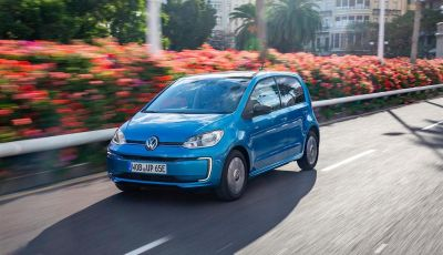 Volkswagen e-up!, porte aperte il 22 e 23 febbraio 2020